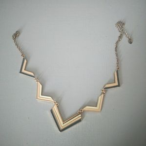 Jewelry - Chevron necklace